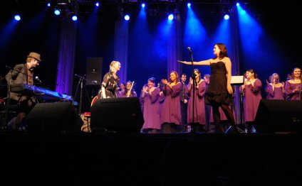 About Us - Dublin Gospel Choir