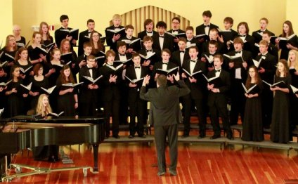 About the Madison Youth Choirs