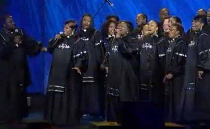 Las Vegas Mass Choir as Tweet