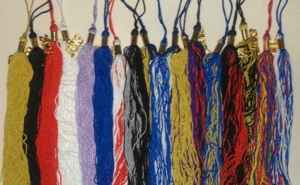 Graduation Tassel w/ 2012