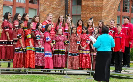 Cherokee National Youth Choir