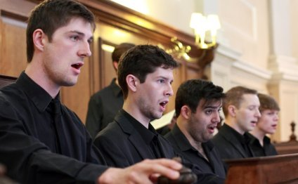 A Choral Scholarship at