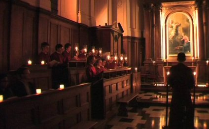 Compline - The Choir of Clare