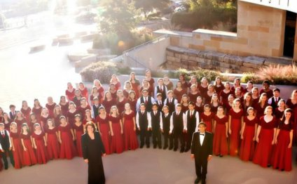 Conspirare Youth Choirs enters