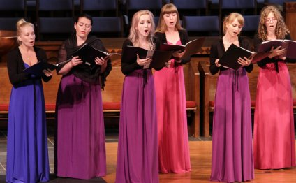 Stunning Choral Dresses, and