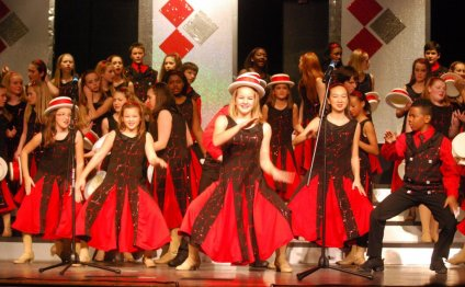 History of Show Choir from