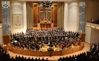 Festive Pentecost concert from
