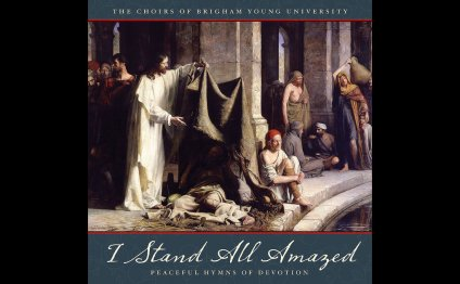 I Stand All Amazed: Peaceful