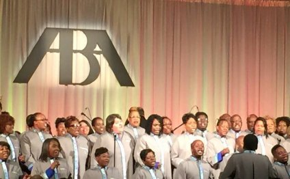 Chicago Mass Choir has