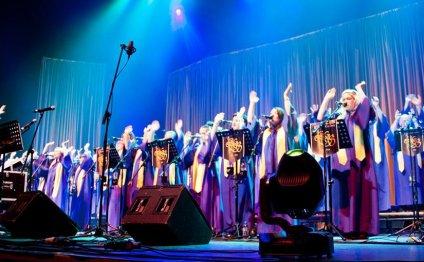 The membership of the choir