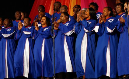 Mississippi Mass Choir – I Can