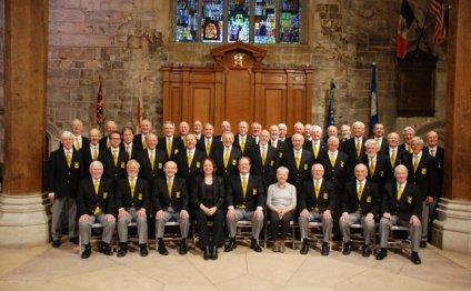 Join the award winning choir
