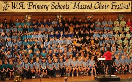 Massed Choir Festival 2014 –