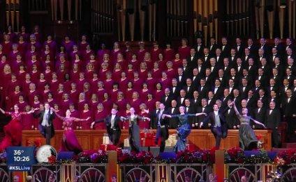 Photogallery Mormon choir