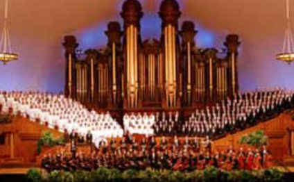 Mormon tabernacle choir - Joy