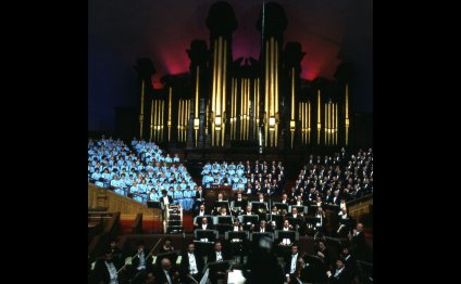 Mormon Tabernacle Choir on