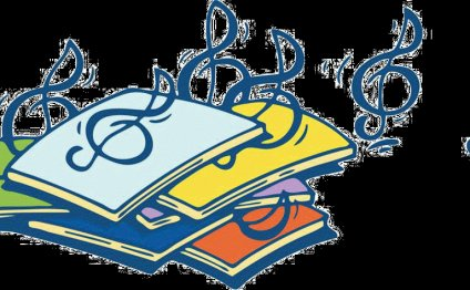 Music clipart for teachers