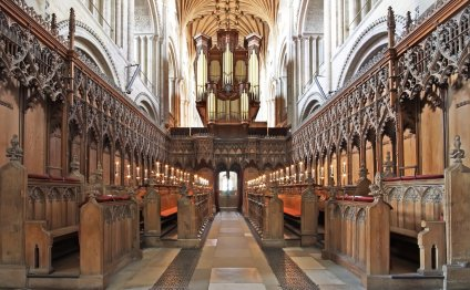 Norwich cathedral choir 2