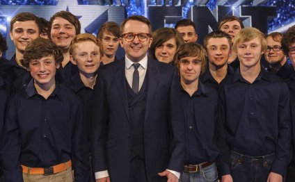 Only Boys Aloud: Tim