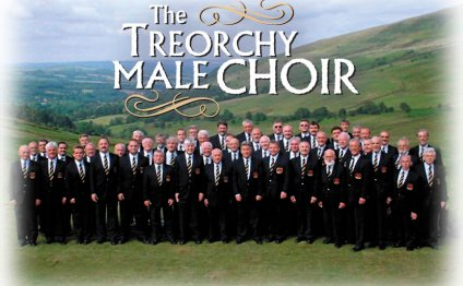 Welsh Male Voice Choir