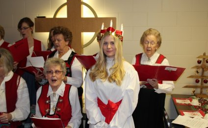 The Zion Lutheran Swedish