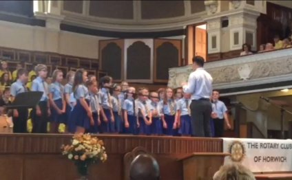 School Choir – Music Festival