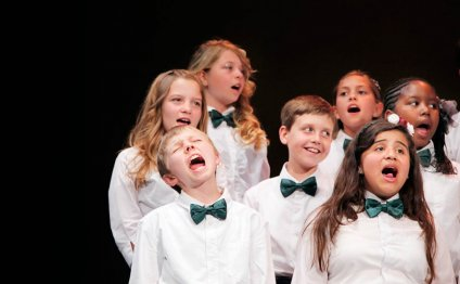 Elementary School chorus