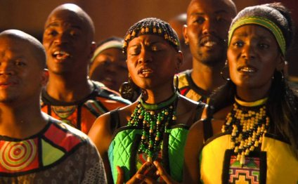 Soweto Gospel Choir at Alberta