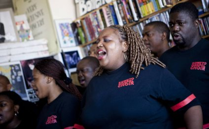 Soweto Gospel Choir: Tiny Desk