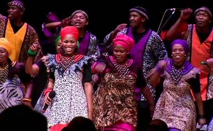 Soweto Gospel Choir - Un