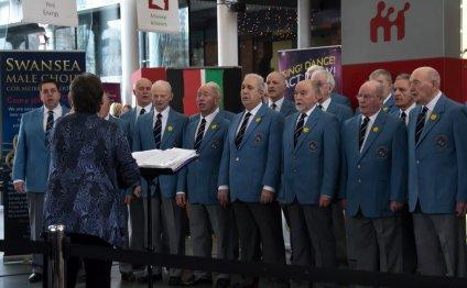 Swansea Male Voice Choir