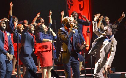 The best gospel choirs in