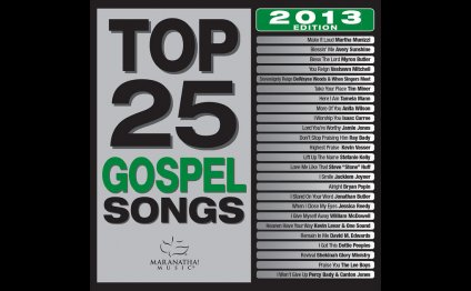 Top 25 Gospel Songs (2013