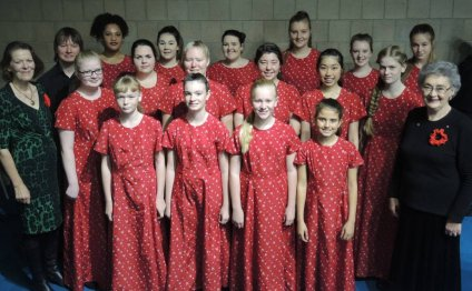The Bendigo Youth Choir