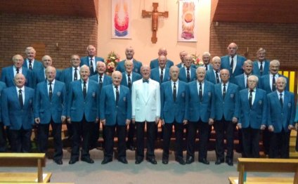Whitehaven Male Voice Choir