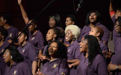 New Birth Total Praise Choir