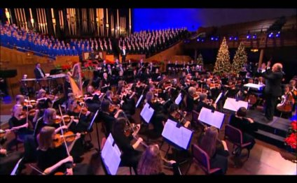 Andrea Bocelli with Mormon Tabernacle Choir
