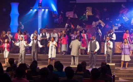 Straight Gate Mass Choir