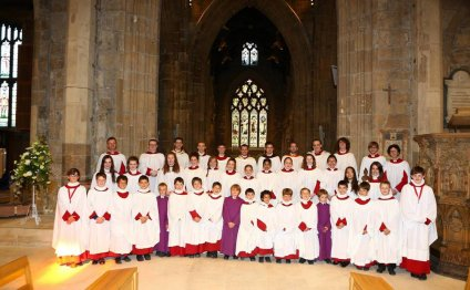 Sheffield Cathedral Choir