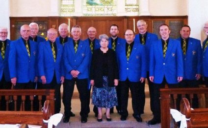 Cornish Male Voice Choirs