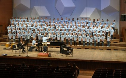 Middle School Choir repertoire