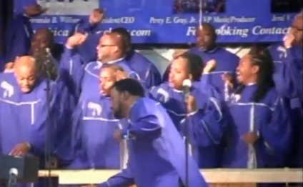 Chicago Mass Choir Jesus Promised