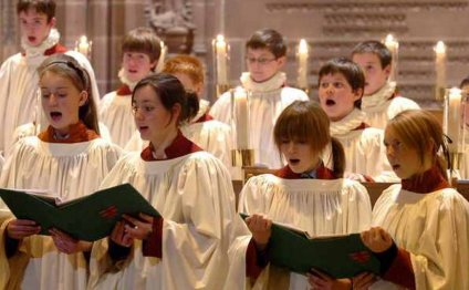 Liverpool Cathedral Choir