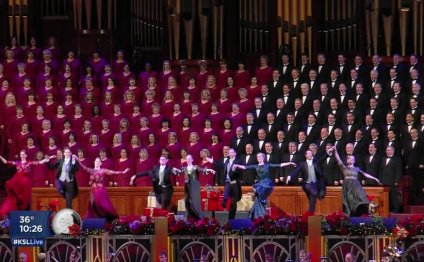 Mormon Tabernacle Choir music