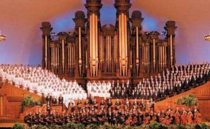 Mormon Tabernacle Choir albums