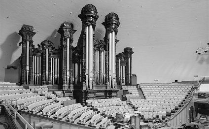 Mormon Tabernacle Choir organ