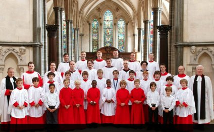 Temple Church Choir
