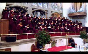 Abyssinian Baptist Church Choir
