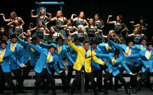 Bishop Luers Show Choir