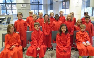 Children Choir robes